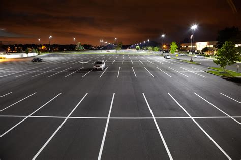 Parking Lot Lighting by Jo Fabric And Craft Stores Shines Smartly With Largest