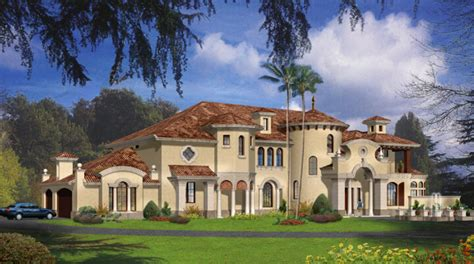 exotic house plans luxury home plans european french castles villa and mansion houses