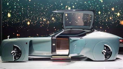 rolls royce concept cars the rolls royce concept car is the height of futuristic luxury