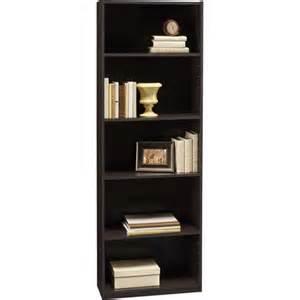 ameriwood 5 shelf bookcase ameriwood 5 shelf bookcase finishes walmart