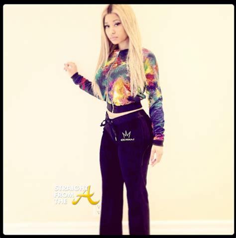 Just Am Not Feeling Madonnas New Fashion Line by Wanna Dress Like A Harujuku Nicki Minaj Fashions