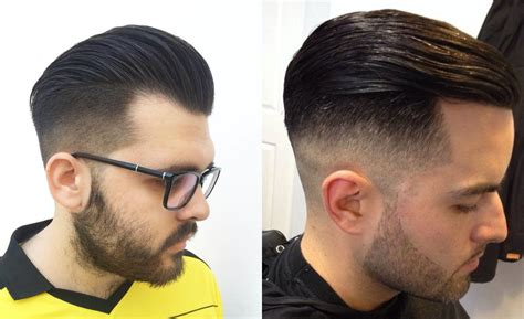 comb fade haircuts cool fade haircuts for men to look manly stylish