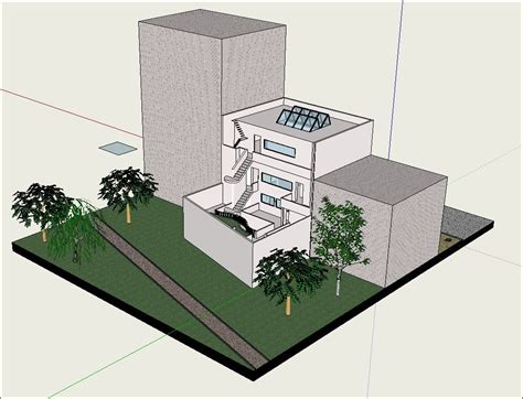 format file sketchup 24 types of le corbusier architecture sketchup 3d models