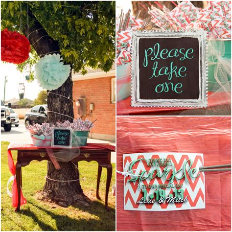 Backyard Wedding Favors by Bright And Colorful Backyard Wedding Rustic Wedding Chic