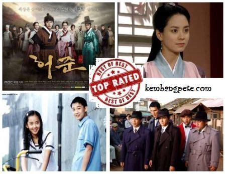 film korea rating tertinggi 20 drama korea dengan rating tertinggi sepanjang masa