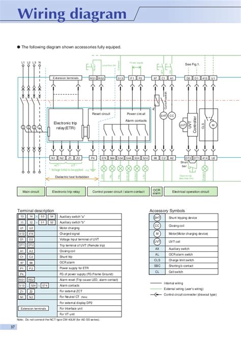 12v circuit breaker wiring diagram