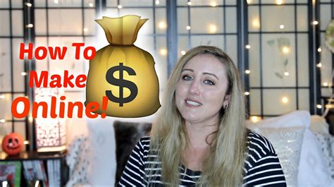 Make Me Money Online - how to make money online katie snyder