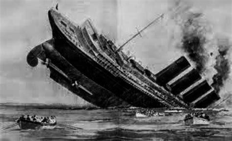 German U Boat Sinks Lusitania robert barrett s ww1 timeline timetoast timelines