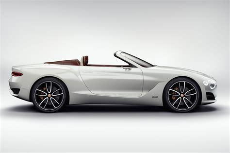 bentley exp 12 all electric bentley exp 12 speed 6e convertible at geneva
