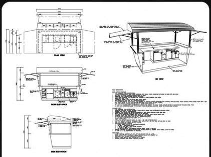 cafe kiosk layout plans 17 best coffee kiosk etc images on pinterest coffee