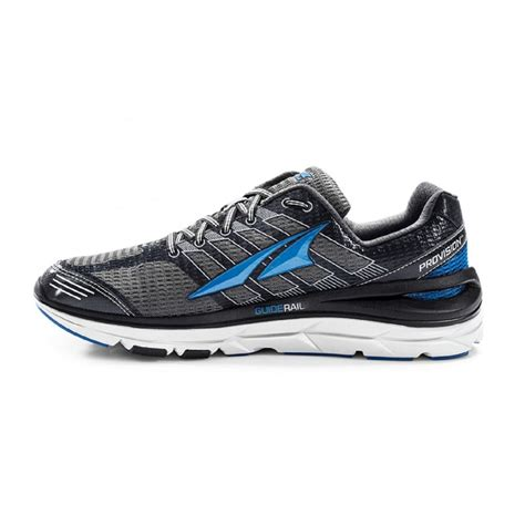 zero drop road running shoes the altra provision 3 0 in charcoal and blue for at