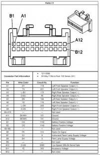 2003 saturn vue car stereo wire diagram