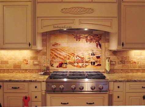 kitchen back splash design 16 wonderful mosaic kitchen backsplashes