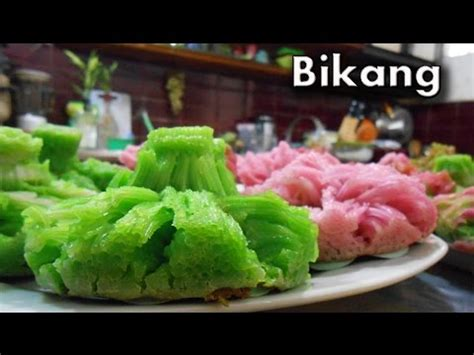 youtube tutorial kue bikang resep bikang youtube