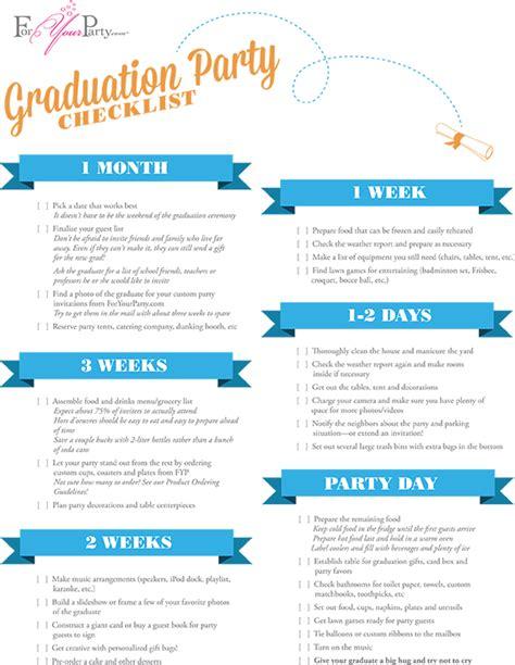 house party planning checklist gradchecklist jpg 570 215 737 vanessa s college grad party pinterest party