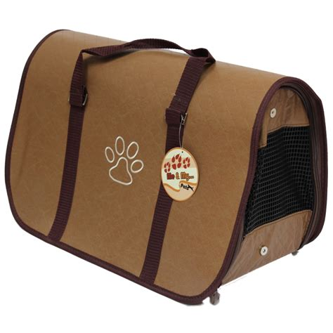 puppy bags pet travel bag for puppy cat kitten rabbit carrier cage crate handbag tote
