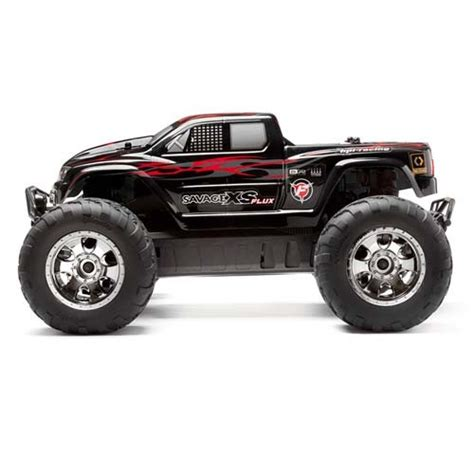 Hpi Rc Auto by Hpi Savage Xs Flux Brushless Rc Monstertruck Rtr 2 4ghz Rc