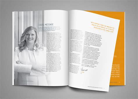 non profit annual report template permalink to non profit
