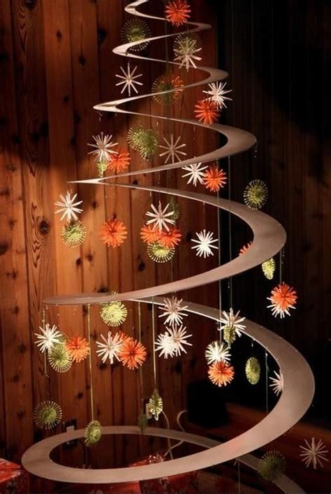 alternative christmas trees my holidays pinterest