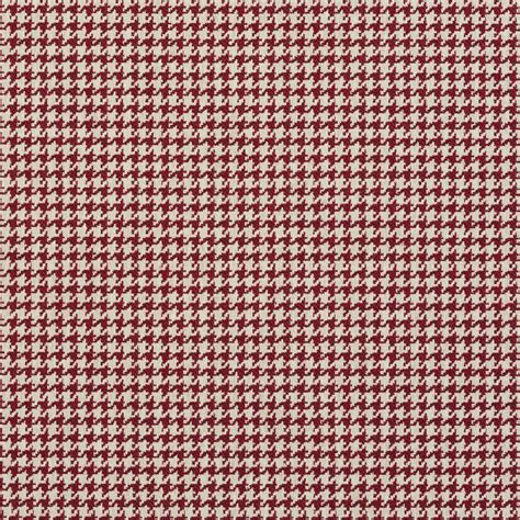 houndstooth upholstery spice burgundy and white houndstooth tapestry upholstery