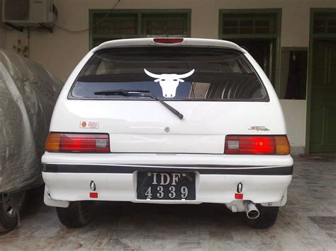 1993 Daihatsu Charade Daihatsu Charade 1993 Of Sokarikhan Member Ride 11861