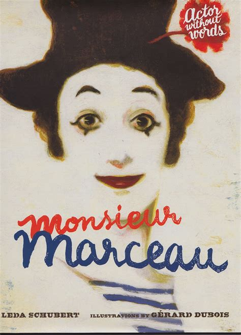 Monsieur Marceau Actor Without Words Ebooke Book monsieur marceau actor without words stacking books