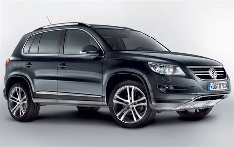 how things work cars 2009 volkswagen tiguan auto manual vw launches special edition tiguan track avenue autoevolution