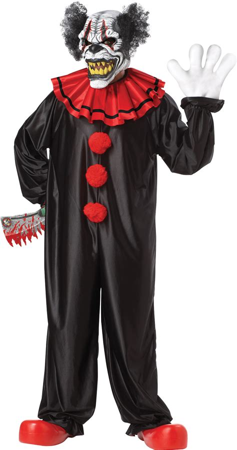 adult evil clown costume costumepubcom