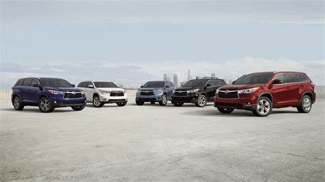 Tulsa Toyota The New 2016 Toyota Highlander Page Released Toyota