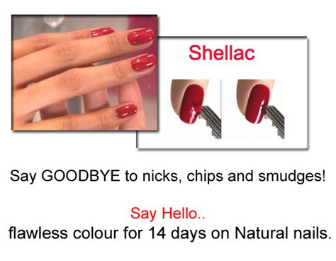 Most Resilient Pedicure by Shellac Manicure 14 Days No Chips Nicks Or Smudges