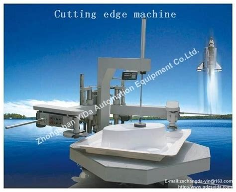bathtub trimming machine cutting edge machine 8 yida