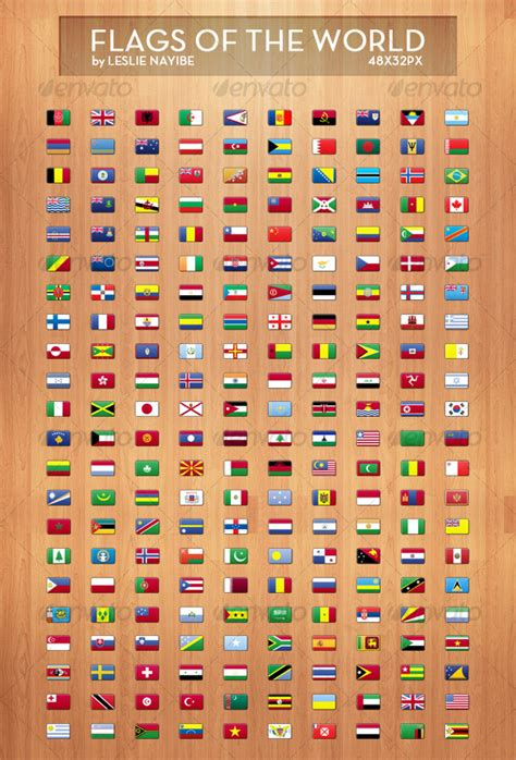 flags of the world website flags of the world graphicriver