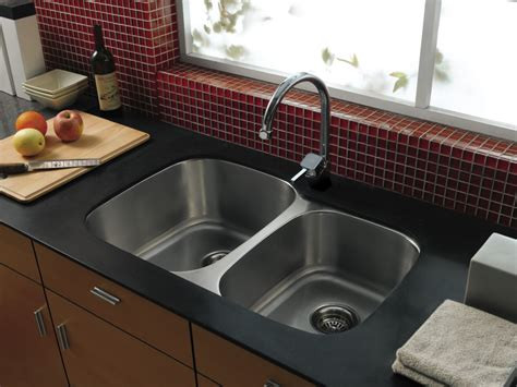 different materials for kitchen sinks kitchen getting to know different kitchen shapes and