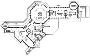 gallery for gt taliesin east floor plan