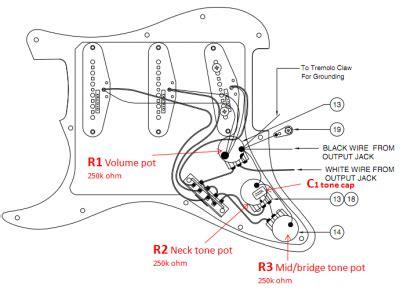 upgrading n3 to cs 69 s 54 s fender stratocaster guitar
