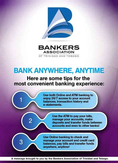 Tips From Bank by Banking Tips Bank Anywhere Anytime The Bankers