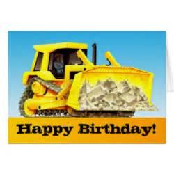 construction birthday cards amp invitations zazzle co uk