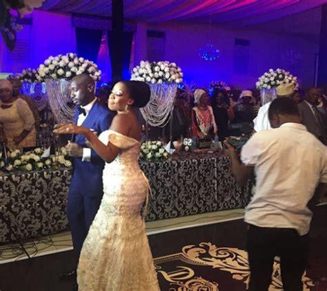 photos lagos chief judge s weds in lagos