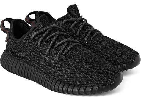 black yeezy boost 350 sneakers shop
