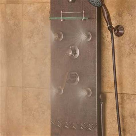 Shower Spa by Luxury All In One Shower Spa Systems
