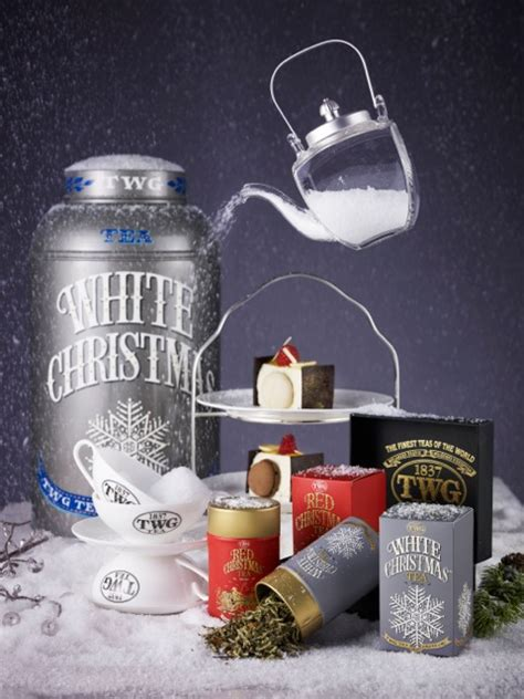 twg new year twg tea celebrates winter in style with happy