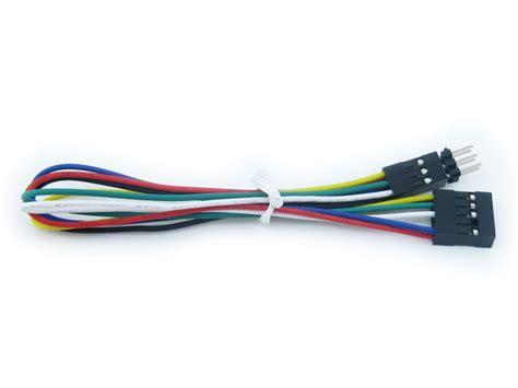 10 pin to 6 pin isp cable avr isp atmega64 atmega128 atmega1280 atmega1281