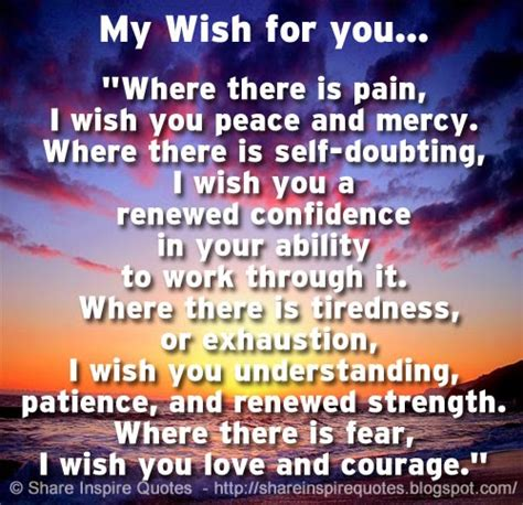 i you quote i wish you peace quotes quotesgram