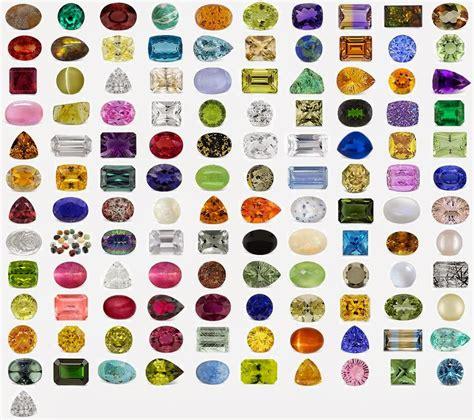 semi precious gemstones fact information