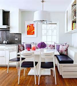 kitchen nook built in bench banquette seating breakfast nook interior design