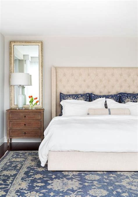cream and blue bedroom ideas transitional bedroom
