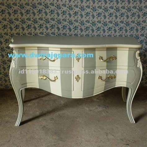 jepara furniture commode chest shabby chic color from indonesia furniture manufacturer only