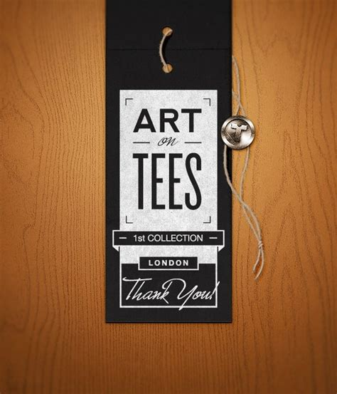 T Shert Flava Tag Label 150 best t shirt hang tags images on clothing labels hang tags and brand design