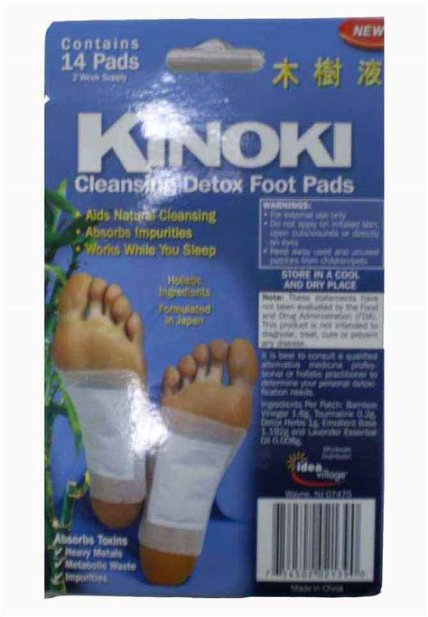 Where Can I Buy Kinoki Detox Foot Pads by Archives Filehardware