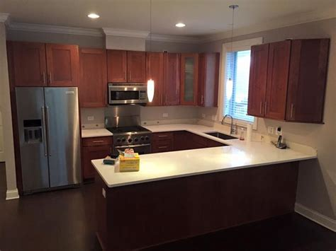kitchen cabinets in chicago kitchen cabinets refinishing in chicago wrigleyville